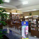 Perpustakaan SMAN 1 Ubud